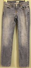 UNCHARTED TERRITORY Women's Straight-Leg Jeans size 4R; W28/L32