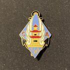 Original French Indochina War Badge Company of Air 1/195 HAIPHONG