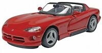 CREATIVE MASTERS RM006 DODGE VIPER RT10 diecast model sports car red body 1:20th