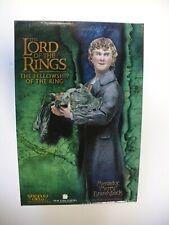 Lord of the Rings 'Meriadoc 'Merry' Brandybuck' Sideshow Weta Statue