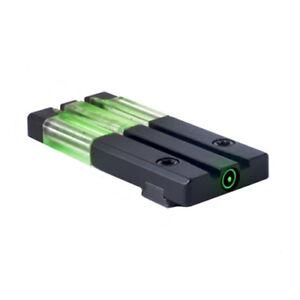 Meprolight Fiber-Tritium Circle Dot Sight, All Glock Models, Green (ML63101G)
