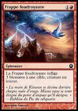 *CARTAPAPA* MAGIC MTG. Frappe Foudroyante x2 / Lightning Strike x2. THEROS
