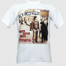 THE LIBERTINES INDIE ROCK T-SHIRT babyshambles smiths stone roses S-3XL