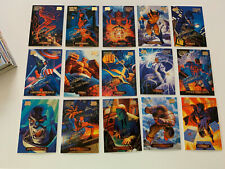 1994 Marvel Masterpieces Gold Foil Signature Series - You Pick!
