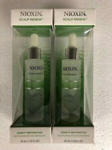 Nioxin Scalp Renew Density Restoration - 1.7 oz 2-Pack