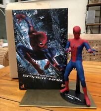 """The Amazing Spiderman 2 Action Figure 3.75/"""" Wall Sticking Hasbro 2014 New A6285"""