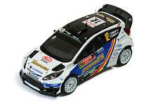 IXO Ford Fiesta RS WRC #12  Delecour Rally Monte Carlo 2014 RAM571 1/43