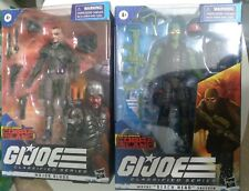 "G.I. Joe Classified Cobra Island ""Beach Head"" Major Bludd  Target Brown Eye"