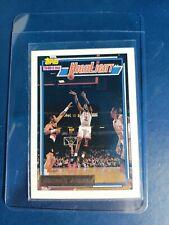 MICHAEL JORDAN 1992-93 Topps TOPPS GOLD HIGHLIGHT #3 Bulls