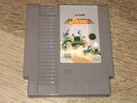 Jackal Nintendo Nes Cleaned & Tested Authentic