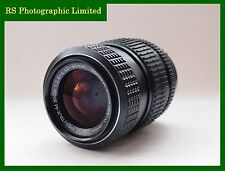 Pentax 40-80mm f/2.8-4 PK mount lens serial No 7675836