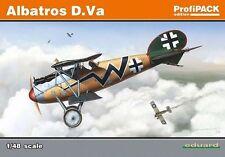 ALBATROS D. C/A (Kaiserliche LUFTWAFFE MARKINGS) #8111 1/48 EDUARD ProfiPACK