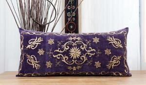 """Bindalli Pillow Cover Lumbar Pillow 15.75"""" x 33.86"""" OLD FAST Shipment UPS 12082"""
