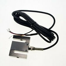 1PCS S TYPE Beam Load Cell Scale Sensor Weighting Sensor 5kg/11lb With Cable