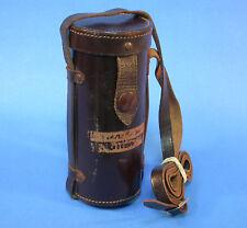 Leitz Leica Dark Brown Leather Lens Case