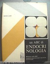 UN ABC DI ENDOCRINOLOGIA Kevin J Catt Mondadori Scienza Medicina Tiroide a cura