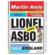 Lionel Asbo: State of England by Amis, Martin