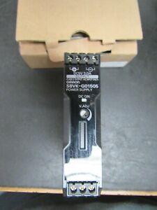 OMRON S8VK-G01505 POWER SUPPLY (NIB)