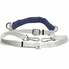Safety Belt with Adjustable Lanyard Climbing Harness Protective Gear