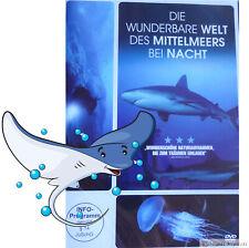 1 DVD Tierfilm Dokumentarfilm Welt des Mittelmeeres,Unterwasserwelt,Taucher