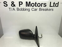 Toyota Avensis 01-03 OS Electric Wing Mirror 5 Wire Plastic 3004520