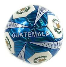 Guatemala Blue & White All Weather Soccer Ball Official Size 5