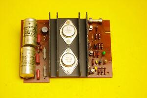 REVOX A77 Reel Parts A 77 1.077.850 Power Amplifier PCB Board Works Fine