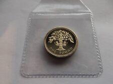 Prova 1992 INGLESE IN ROVERE £ 1 Coin