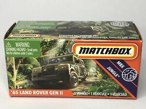 Matchbox '65 Land Rover Gen II