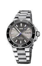 New Oris Aquis Hammerhead Limited Edition Men's Watch 75277334183MB