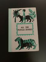 [VINTAGE] ALL THE MOWGLI STORIES, R. Kipling, 1956, Junior Deluxe Edition