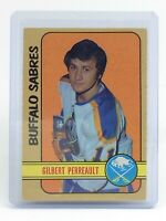 1972-73 Gilbert Perreault Buffalo Sabres #136 OPC O-Pee-Chee Hockey Card I666
