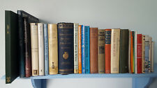 Collection of 31 Pottery & Porcelain Books - Wedgewood, New Hall, Coalport