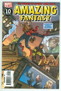AMAZING FANTASY #15 MARVEL 2006 1ST APPEARANCE AMADEUS CHO SPIDER-MAN