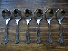 Kings Soup Spoons Loose Cutlery