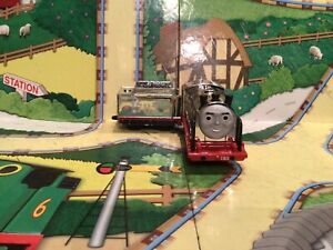thomas the tank engine trackmaster trains Merlin The Invisible
