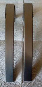 Miele Genuine Fridge Freezer Door Handle x2 KFN12924SD