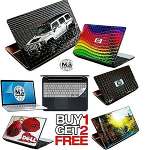 "15.6"" Universal Laptop Skin Cover Sticker Decal For HP Acer Dell ASUS PC 3 IN 1"