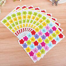 400pcs Smile Stars Cute Decal School Children Kids Teacher Label Reward Sticker