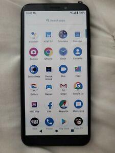 AT&T Calypso 16GB 5.5 inch screen 4G LTE (Chameleon Blue) Smartphone BRAND NEW