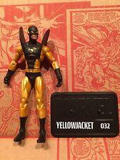 MARVEL YELLOWJACKET - Marvel Universe Avengers Infinite Series Henry Pym