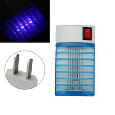 LED Electric  Mosquito Fly Bug Insect Trap Zapper Killer Night Lamp USA