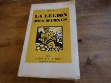 1930.La légion des damnés.Guerre 14-18.Doty
