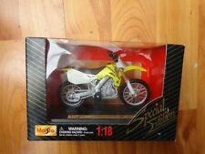 BOXED 1/18 MAISTO CANNONDALE 2001 XE DIECAST SPECIAL EDITION MOTORCYCLE BIKE