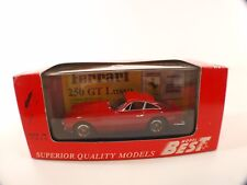 Best Model 9075 • Ferrari 250 GTL 1964 - Stradale  • 1/43 boxed /boîte