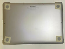 """MacBook Pro 13"""" A1502 Replacement Bottom Case Base Cover With Feet Silver"""