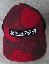 Volcom Mesh Snapback Trucker Cap Hat OSFA One Size