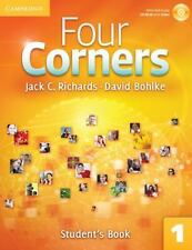 Four Corners Level 1 Pack by Jack C. Richards and David Bohlke (2012, CD-ROM...