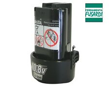 FF: BATTERIA LITIO MAKITA BL1013 SOLO ORIGINALE NO EQUIVALENTE 10,8V E 1,3Ah