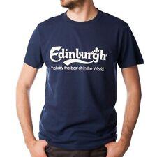 Camisetas de hombre azul 100% algodón talla XXL